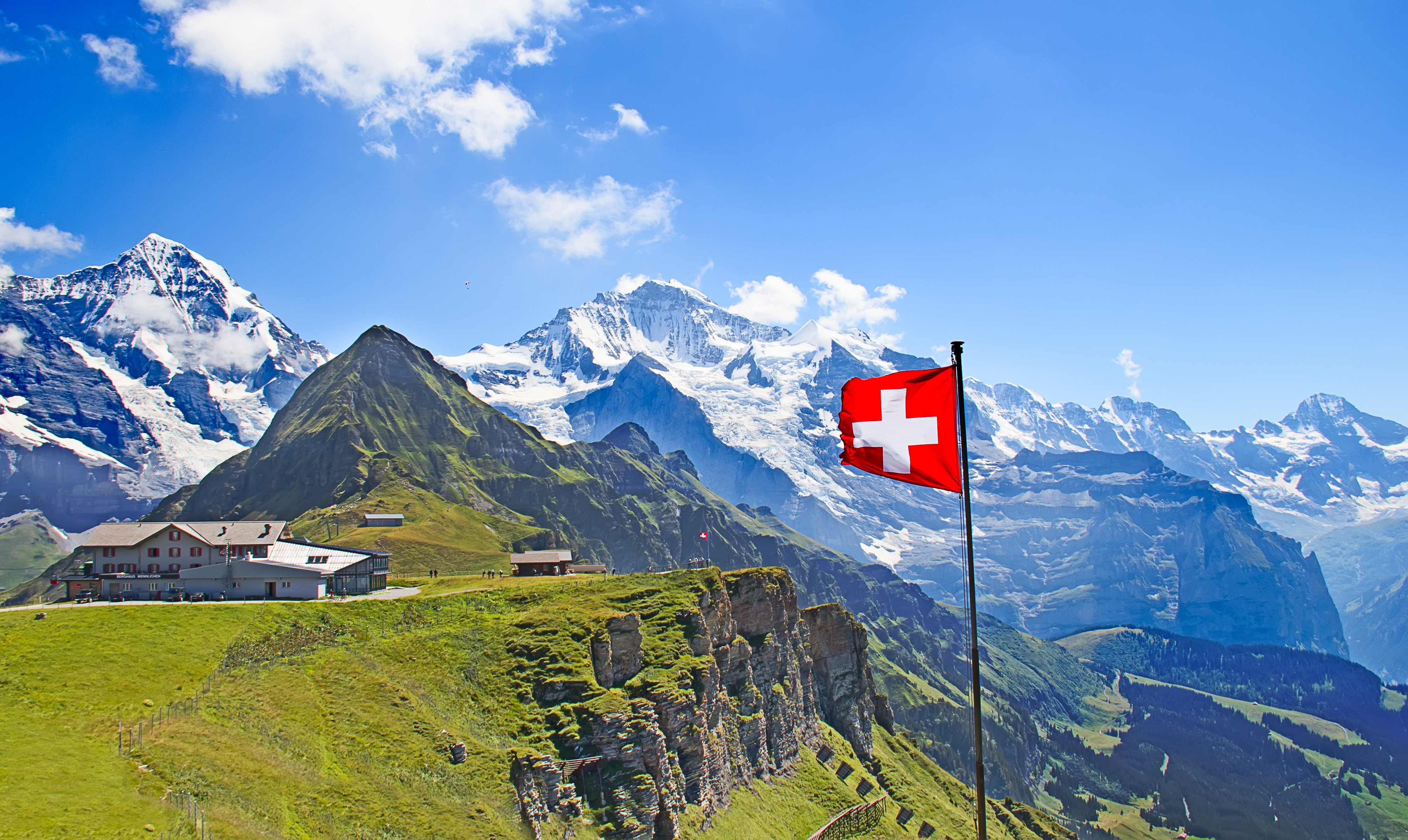 Day Trips from Zurich to Jungfraujoch