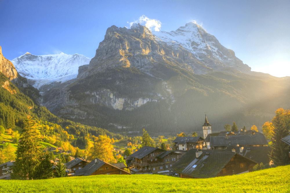 Jungfrau Package