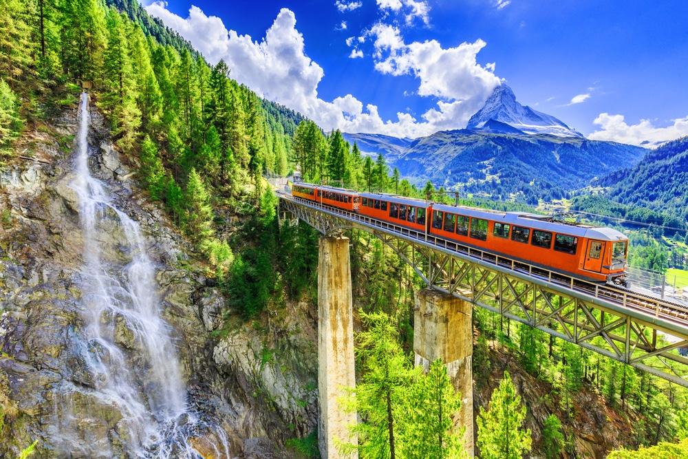 how to travel switzerland in 5 days