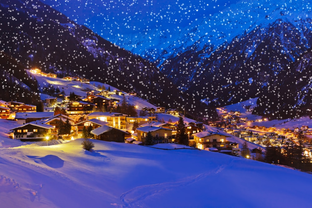 Where to Have White Christmas in Switzerland